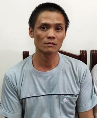 Bị cáo Nguyễn Hoàng Toàn.