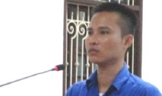 Bị cáo Nguyễn Hồng Tân.