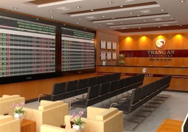 lHoạt động giao dịch mua bán chứng khoán tại TAS.