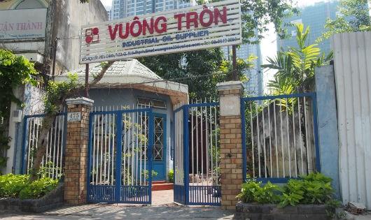Căn nhà số 475 Nguyễn Hữu Cảnh, phường 22, quận Bình Thạnh đã có quyết định cưỡng chế, trong khi chủ nhà chưa được bố trí tái định cư theo luật định.