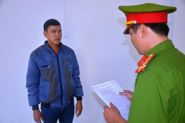 Đối tượng Phạm Thanh Sang bị bắt tạm giam 4 tháng để điều tra về hành vi mua bán người (Ảnh: báo Dân trí)