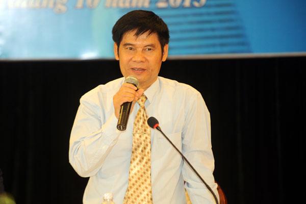 Luật sư Phạm Cương.