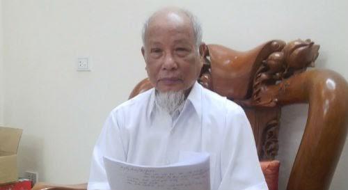 Ông Lâm Thành Dũng đã 30 năm phải đi kiện đòi đất.