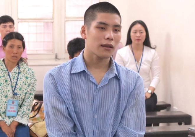Bị cáo Lý Văn Minh.