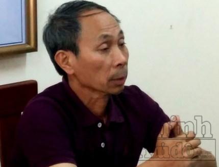 Trần Văn Hạnh bị bắt khẩn cấp về hành vi