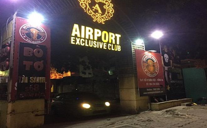 Bar Airport, nơi xảy ra án mạng.