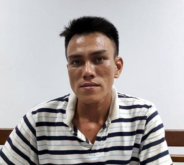 Đối tượng Huỳnh Đức Ngọc.