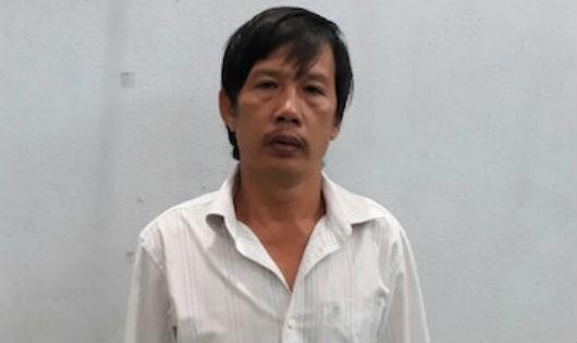Đối tượng Trần Đình Ái.