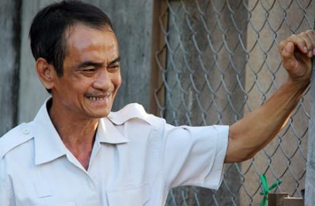 Ông Huỳnh Văn Nén đã chịu không ít tủi nhục trong 17 năm ngồi tù oan ức.