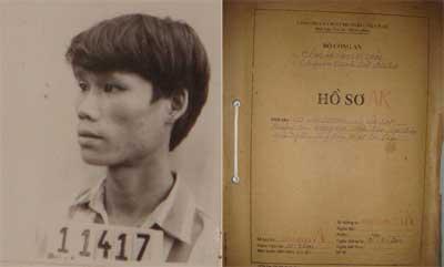 Lê văn Chung và hồ sơ vụ án.