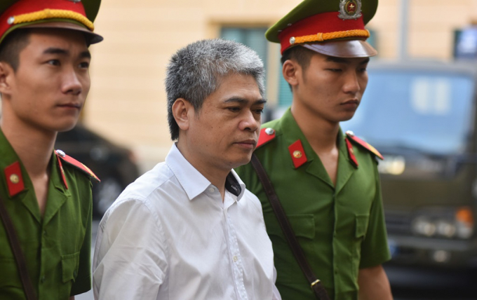 Nguyễn Xuân Sơn bị đề nghị mức án tử hình.