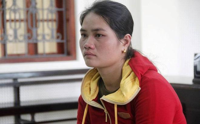 Moong Thị May bị tuyên phạt năm năm tù về tội mua bán người. (Ảnh: báo Pháp luật TP HCM)