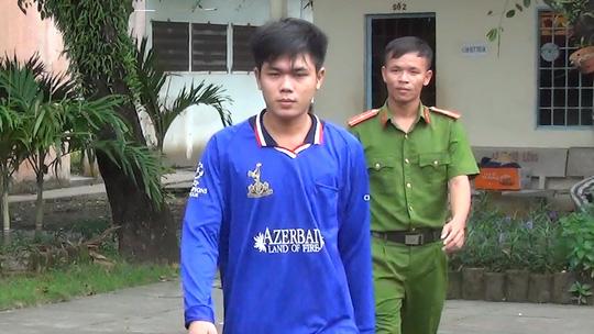 Bị can Lê Minh Khang.