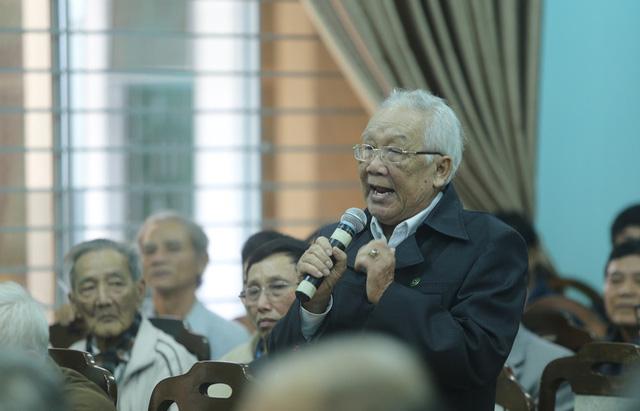 Các hội viên CLB Thái Phiên bày tỏ nhiều băn khoăn và mong muốn Đà Nẵng vượt lên và làm tốt hơn sau