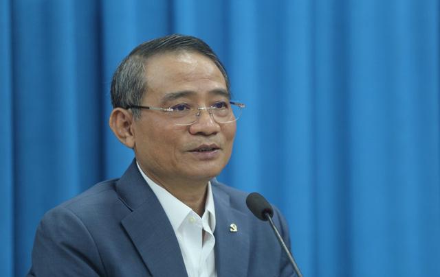 Ông Trương Quang Nghĩa - Bí thư Thành ủy Đà Nẵng: