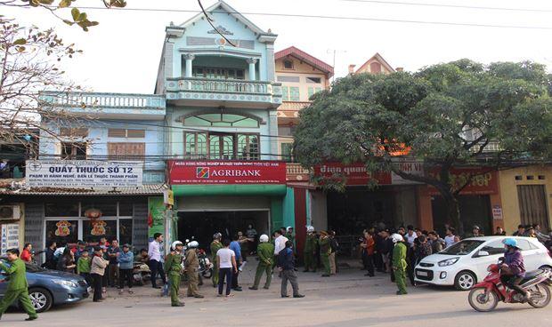 Hình ảnh camera hiện trường đã hé lộ một số thông tin ban đầu về đối tượng gây ra vụ việc trên.