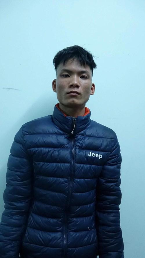 Đào Văn Quỳnh tại CQĐT. (Ảnh: báo Công lý)