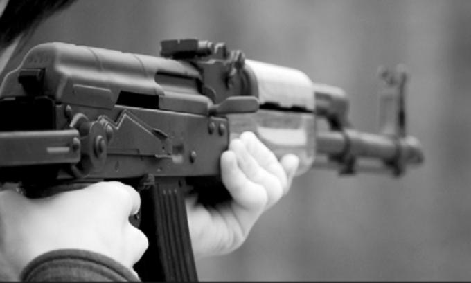 lMất năm viên đạn, bị cáo chỉ chỉ bắn trúng được một con chuột. (Hình minh họa)