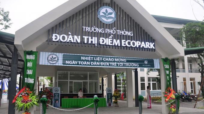 Nóng - Hơn một trăm học sinh trường Đoàn Thị Điểm Ecopark bị tiêu chảy phải nghỉ học