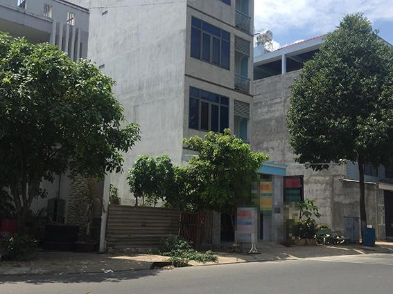 Khách sạn nơi xảy ra vụ việc. (Ảnh: báo Dân Việt)