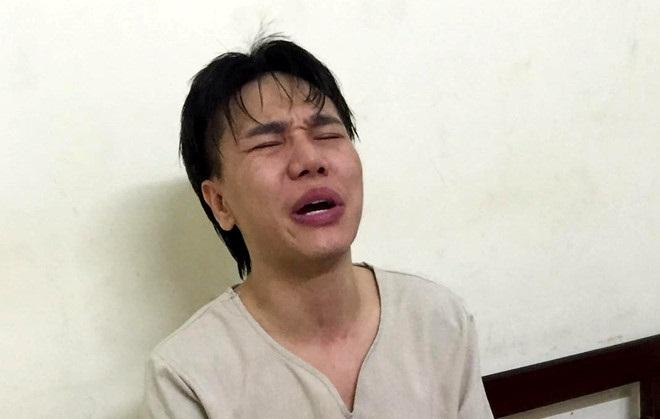 Châu Việt Cường giết một cô gái do phê ma túy.