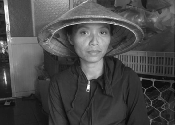 Trong một tuần, chị Tuyền mất hai con nhỏ.