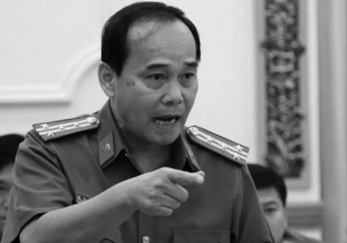 """Đại tá Nguyễn Minh Thông: """"Vụ án này phải có bị can""""."""