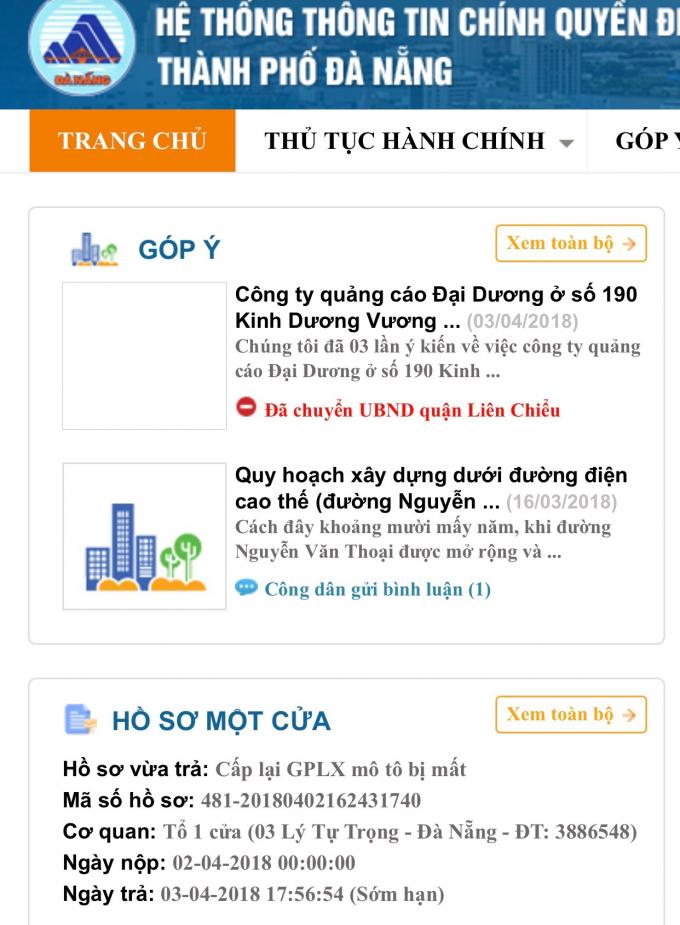 Đà Nẵng: Công dân phản ánh bị cán bộ phường dọa đánh, xúc phạm danh dự