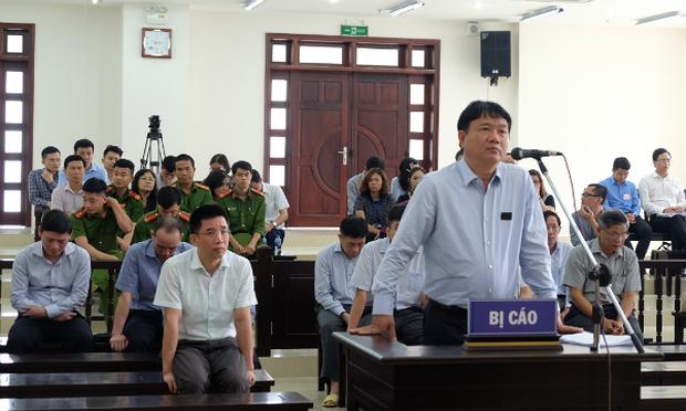 Điều không ai ngờ tới trong phiên xử phúc thẩm ông Đinh La Thăng
