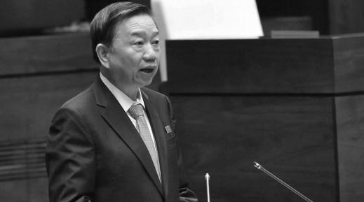 Bộ trưởng Tô Lâm đề nghị quy trình điều tra đặc biệt đối với tội phạm xâm.