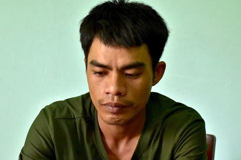 Đối tượng Trần Văn Phúc.