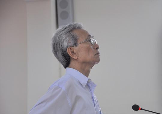 Bị cáo Nguyễn Khắc Thủy. (Ảnh: báo Người lao động)