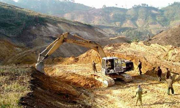 Khai thác quặng tại Lào Cai. (Nguồn: internet)