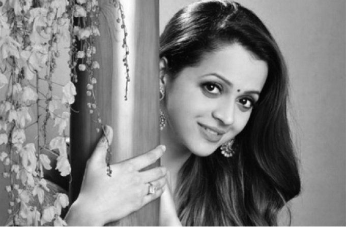 Nữ diễn viên Bhavana.