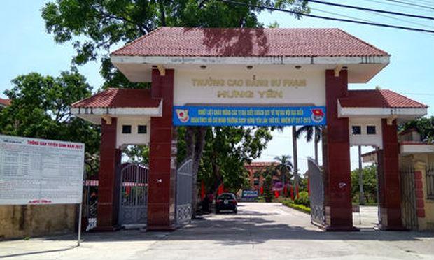 lDo trống chức danh hiệu trưởng nên nhiều sinh viên Trường CĐSP Hưng Yên ra trường nhưng chưa được cấp bằng tốt nghiệp.