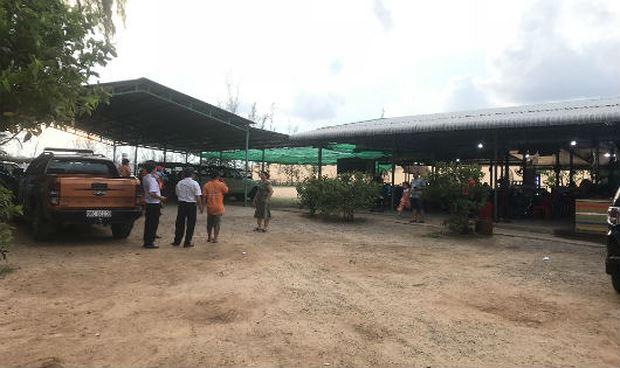 Hiện trạng Dự án du lịch của Cty Triều Trang sau 10 năm triển khai.