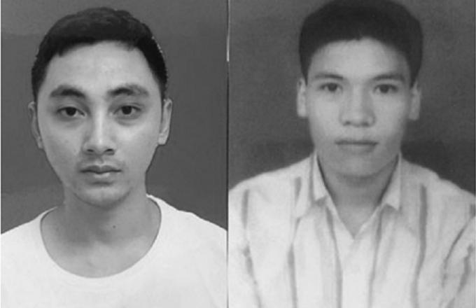 Đối tượng Trương Minh Ngọc và Trần Tuấn Anh trong ổ nhóm lừa đảo mua bán thận.