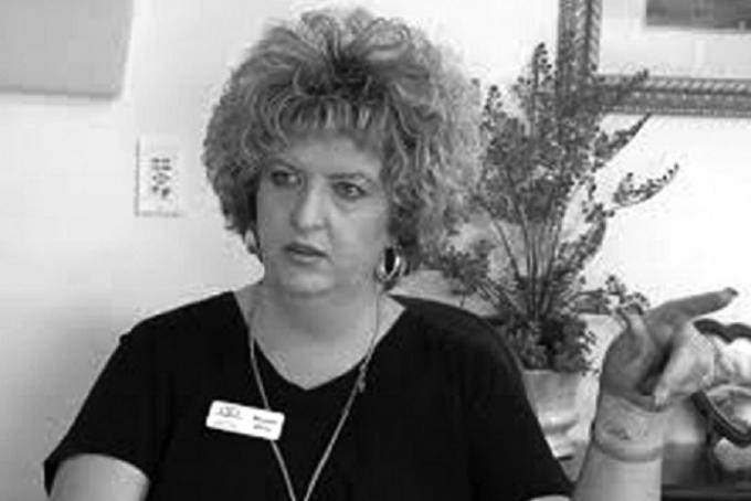 Bà Megan Hess, chủ của các công ty gây tranh cãi.