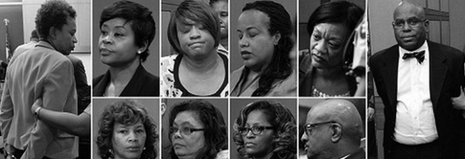 11 giáo viên bị kết án tù vì gian lận điểm thi.