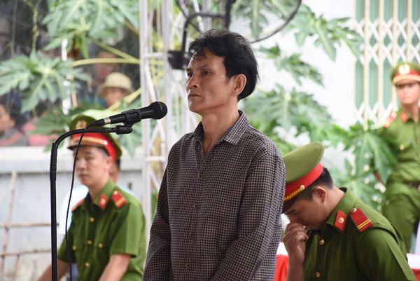 Bị cáo Nguyễn Hùng Dũng.