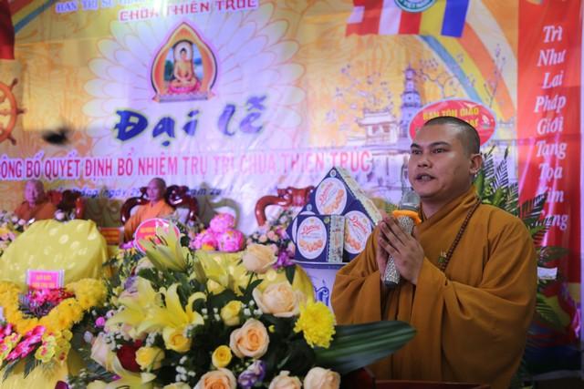 Bổ nhiệm trụ trì chùa Thiên Trúc tại Lào Cai