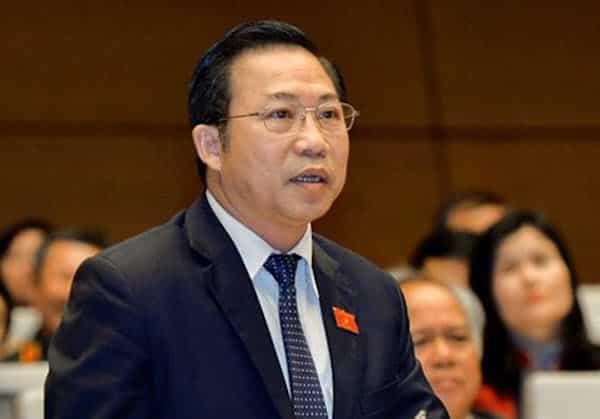 Ông Lưu Bình Nhưỡng, Ủy viên Thường trực Ủy ban Các vấn đề xã hội của Quốc hội.