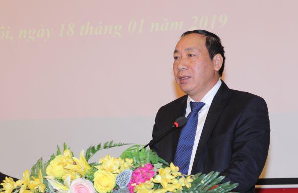 Ông Nguyễn Hồng Trường, Chủ tịch Hội An toàn giao thông Việt Nam.