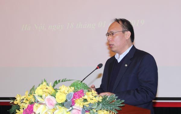 Ông Nguyễn Trọng Thái, Chánh văn phòng UBATGT Quốc gia đánh giá cao việc kết hợp với Ban ATGT các tỉnh tổ chức tập huấn và cấp giấy chứng nhận ATGT cho các học viên.