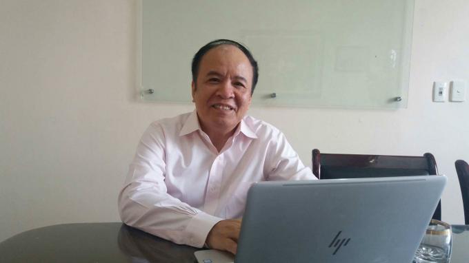 Tiến sĩ Nguyễn Ái Việt.