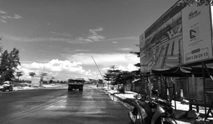 Tranh chấp đất đai tăng nhanh tại Đà Nẵng, Quảng Nam.