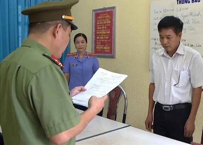 Một số cán bộ ngành giáo dục Sơn La đã bị khởi tố hình sự do có hành vi