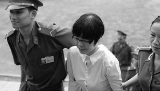 Huỳnh Thị Huyền Như lừa đảo hàng nghìn tỷ nhưng số tiền thu hồi rất thấp.