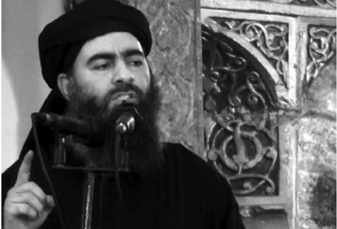 Đối tượng Al-Baghdadi.