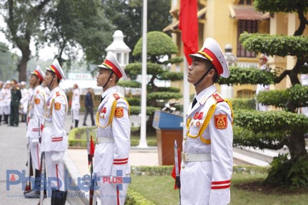 Cộng đồng ASEAN ra đời sẽ đưa tiến trình hợp tác, liên kết khu vực sang giai đoạn mới, sâu rộng và chặt chẽ hơn. Ảnh: Như Trường.